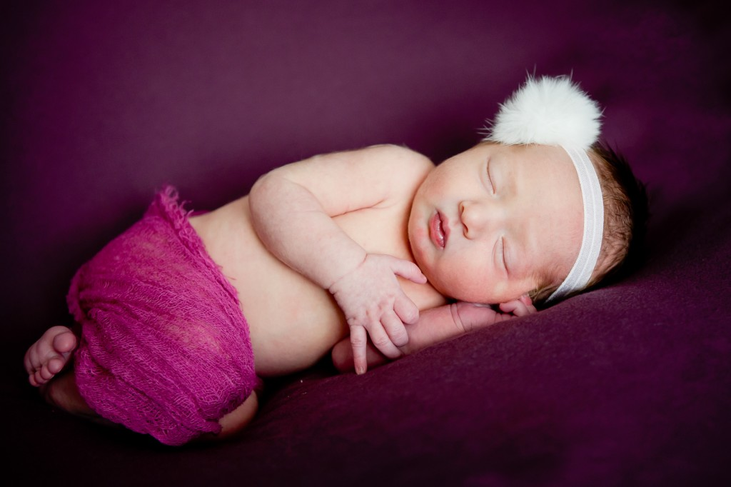 Newborn photos are awesome!